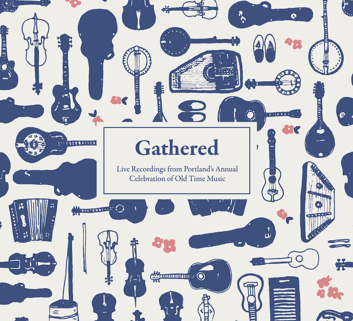 Gathered-Album-cover