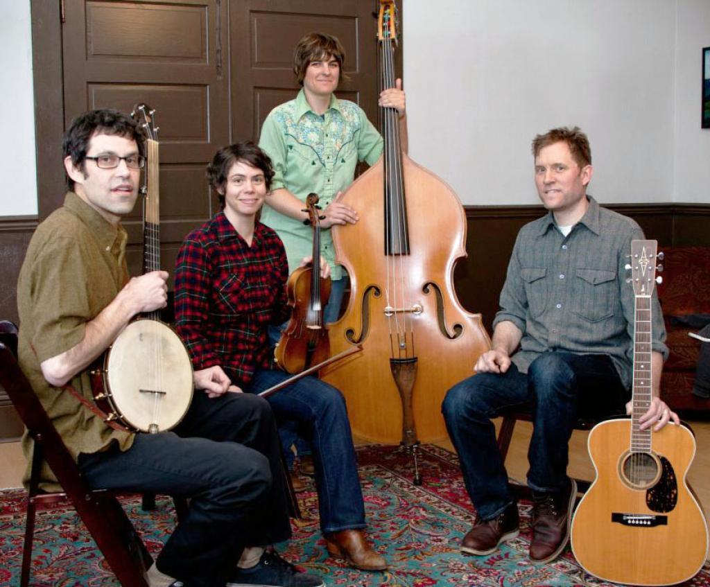 Flat Rock Stringband