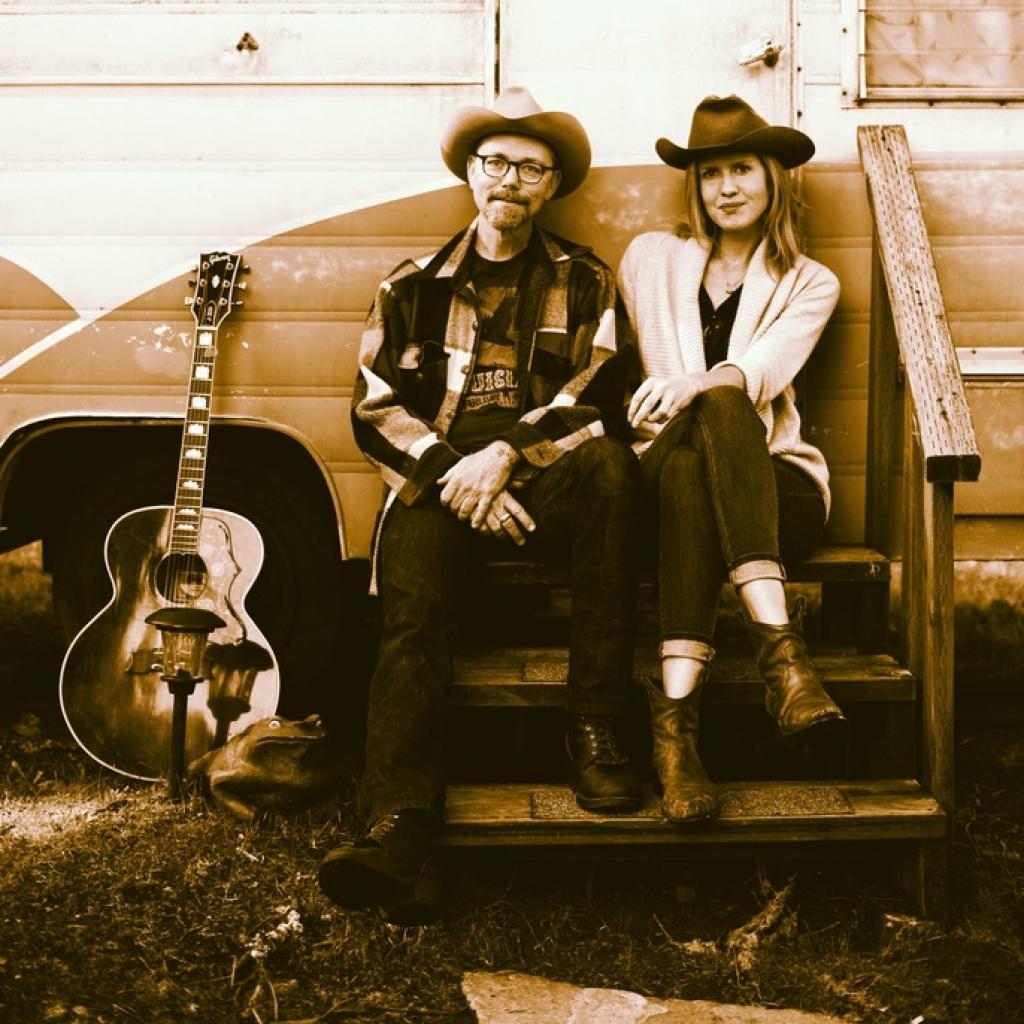 Pete Krebs & Leslie Beia